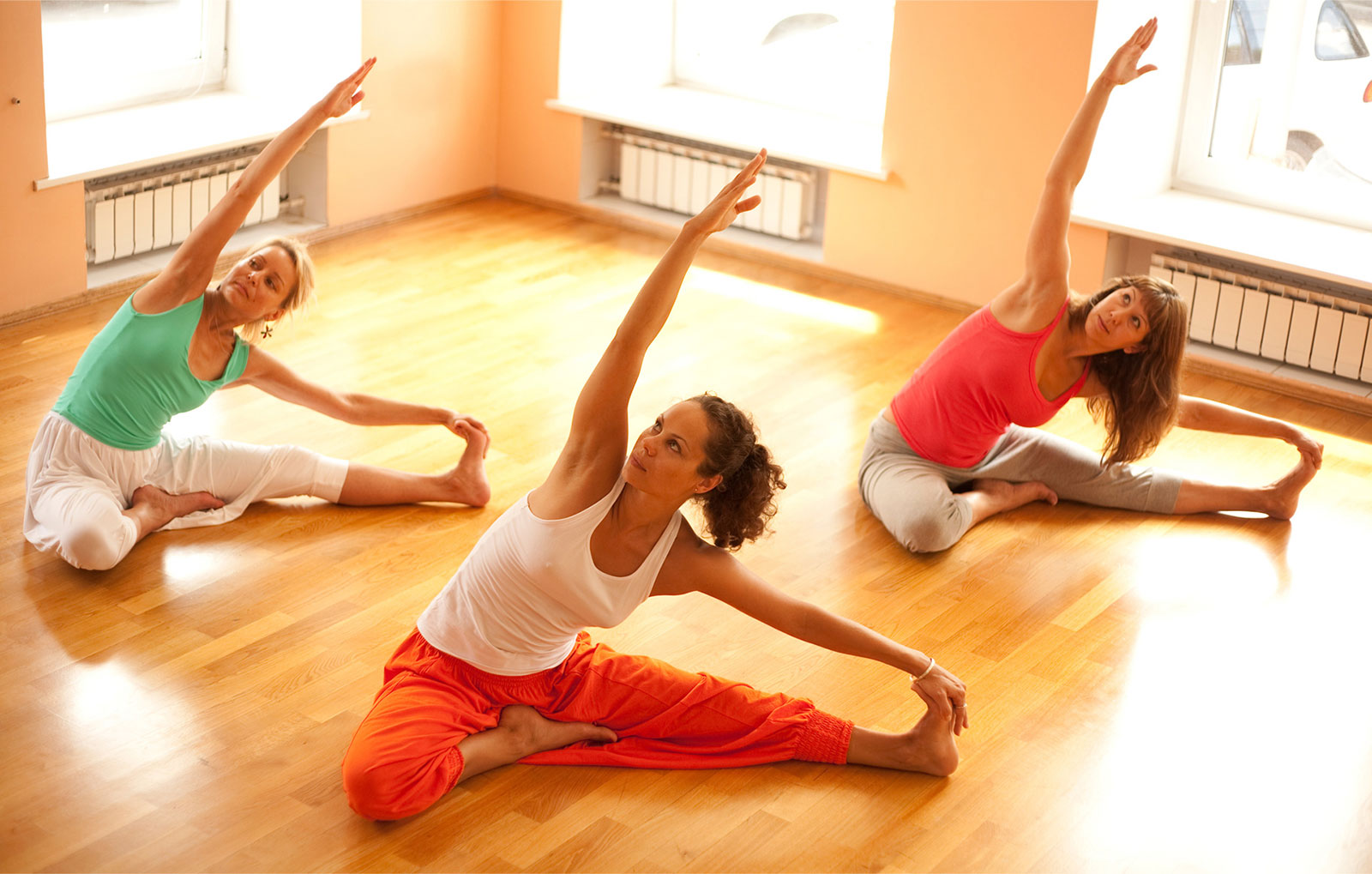 Various Types of Yoga Traditions